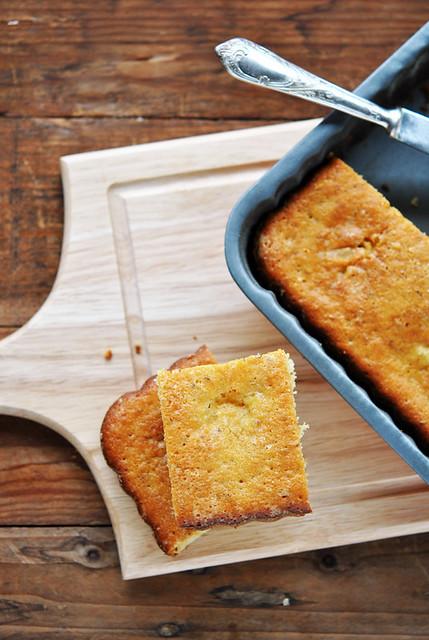 Cake all'anice con albicocche