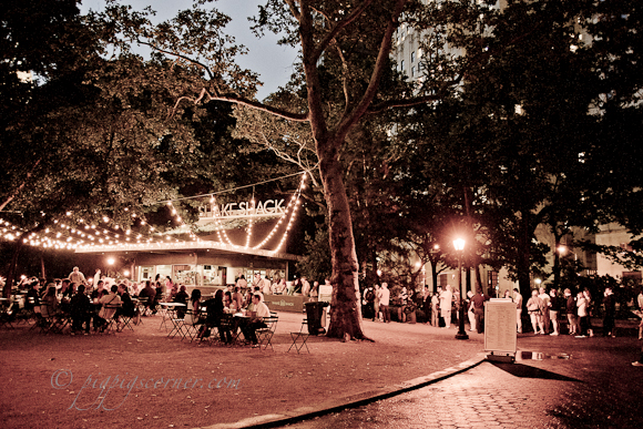 Shake Shack, New York - madison square park