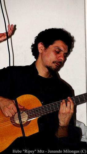 ARIEL ARGAÑARAZ by Junando Milongas Junando Tango
