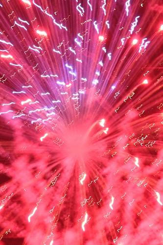 7-4-11 Overland Park Fireworks