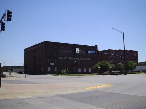 Rocket Transfer Warehouse