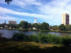 #e2conf - Harvard on a Lovely Sunday Summer Afternoon