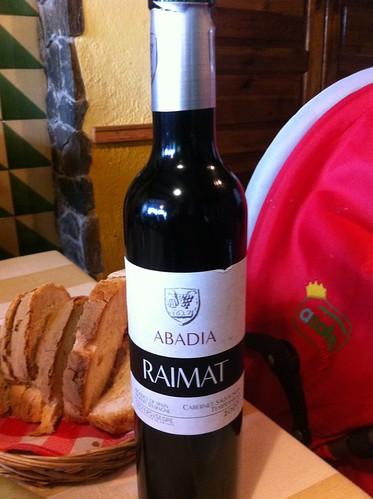 La Vall d'en Bas | Restaurant Sant Miquel | Abadia