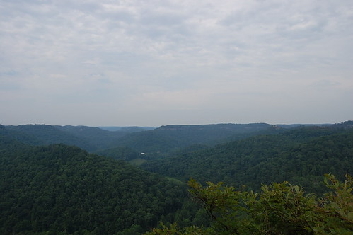 the Red River Gorge, Daniel Boone National Forest, KY