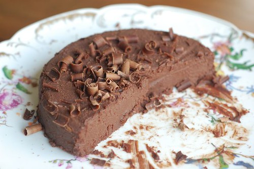 Curry Made: No bake chocolate cake