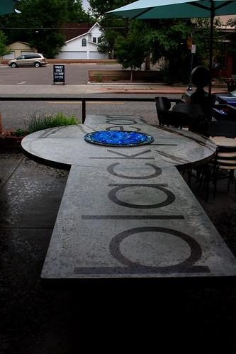 black pearl table