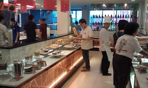 Palace hotel (Breakfast)