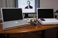Thank you, and R.I.P. (BONGURI) Tags: apple mac ipod stevejobs ipodmini ipodshuffle powerbookg4 ipodphoto macbook macbookpro macpro ipodtouch iphone4 iphone3g macbookair