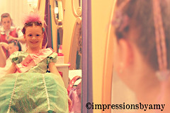 Bibbidi Bobbidi Boutique (AmysBodyDecor {Bailey Brand}) Tags: ariel hair downtown princess makeup disney marketplace impressions bibbitibobbitiboutique amysbodydecor impressionsbyamy
