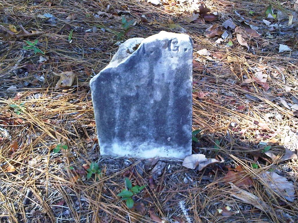 Gumm Cemetery Jacob Gumm Footstone