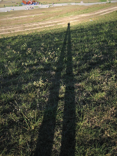 La sombra del fotógrafo by treboada