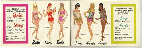World of Barbie: Dolls