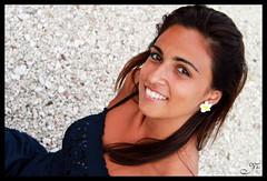 Vale (Ylis7) Tags: woman canon donna portait occhi sguardo sorriso ritratto bocca viso ragazza felicit