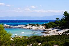 One step closer ... (~Kos) Tags: landscape 50mm f14 sony greece alpha a200 halkidiki sithonia