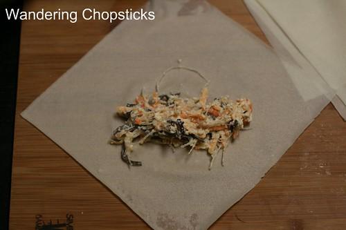 Cha Gio Chay (Vietnamese Vegetarian Egg Spring Rolls) 10
