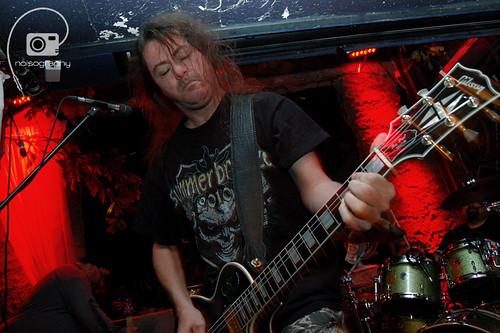 NAPALM DEATH @ The Seahorse, Halifax, NS - 01