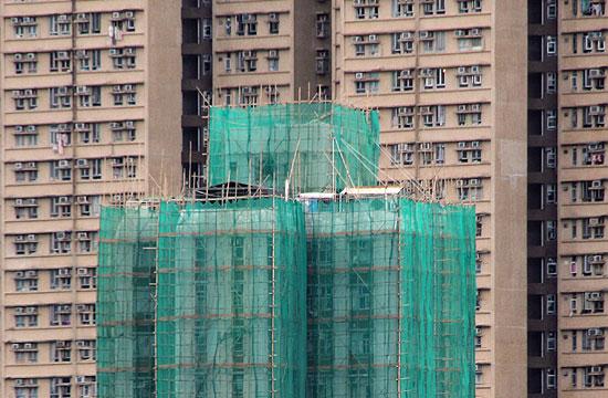 Une fenêtre sur Hong Kong #13