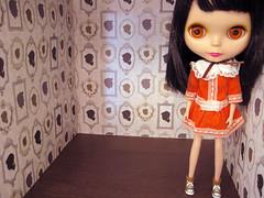 i'm making a dollhouse!