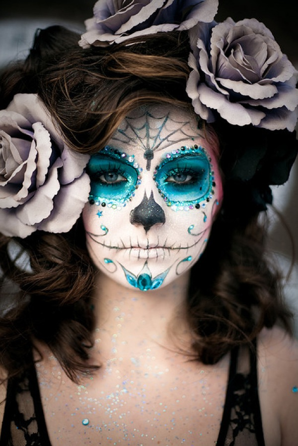 Diy La Catrina Day Of The Dead Halloween Costume Trashion Helsinki