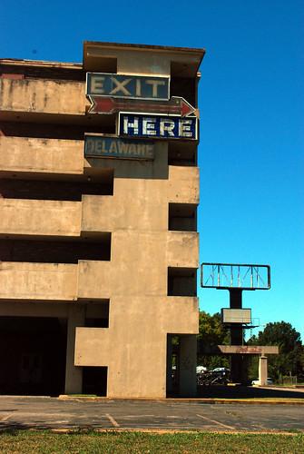 Abandoned Hotel  by joespake