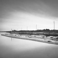 buxton, nc (Plimber) Tags: longexposure blackandwhite 120 film beach zeiss mediumformat coast buxton fuji northcarolina hasselblad filter nd epson 60mm cb outerbanks graduated capehatteras gossen acros distagon 501cm v700 digisix neutraldensity 3stop 10stop nd110