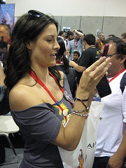 "ComicCon 2010 • <a style=""font-size:0.8em;"" href=""http://www.flickr.com/photos/62705847@N02/6255450716/"" target=""_blank"">View on Flickr</a>"