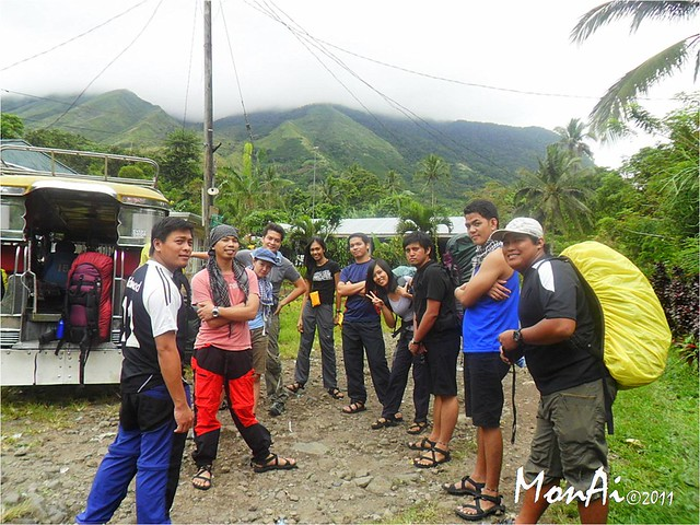 MT. CRISTOBAL JUMPOFF