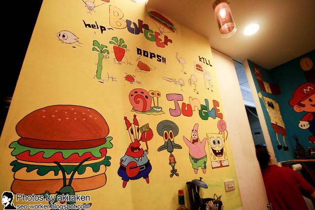 台中漢堡叢林burger-jungle-5