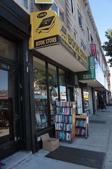 Here's A Book Store