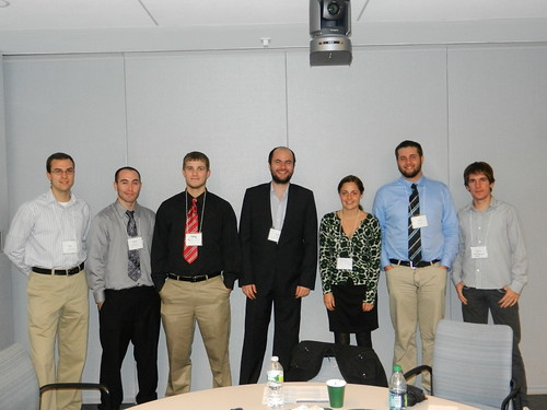 Project54 Students at NEC HFES Conference