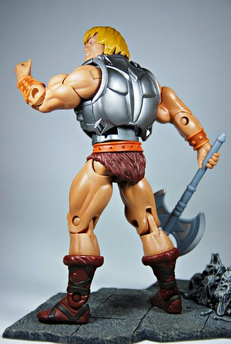 Battle-Armor He-Man: Most Powerful Man in the Universe