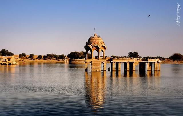 Gadi Sagar (Lake)