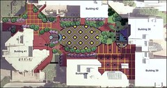 site plan, UDC plaza (via UDC)