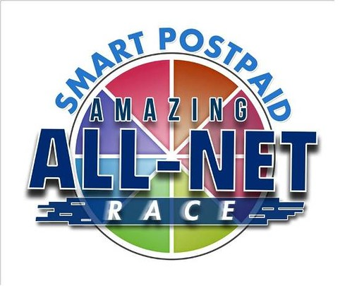 Smart Postpaid Amazing All-Net Race