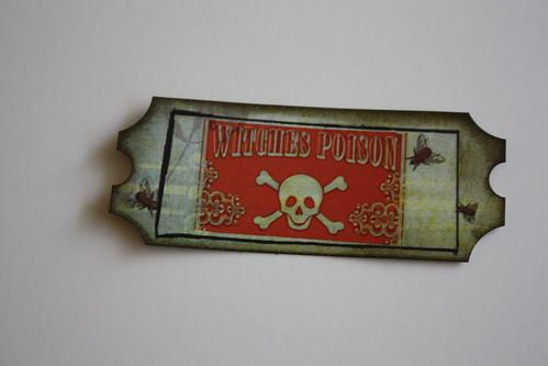 Hocus Pocus Ticket