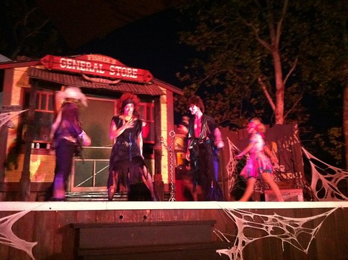 Phantom of the Opera at Frightnight (Frontier City, Edmond, OK)