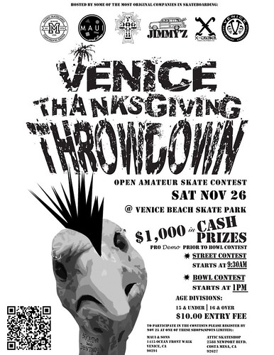 Venice Throwdown