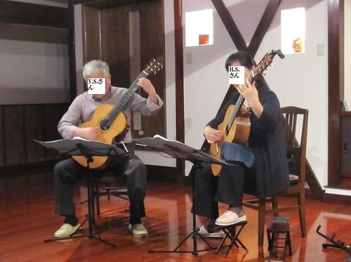 Sさんご夫妻の二重奏 2011年10月22日 by Poran111