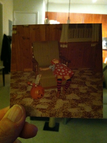 Halloween Past - Raggedy Ann