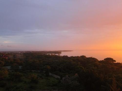 Kisumu Kenya Africa Sunset