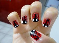 Joaninha (Jubsilva1) Tags: art do nail clube unhas joaninha esmaltes esmalte unhascoloridas esmaltescoloridos esmaltecolorido unhasdiferentes