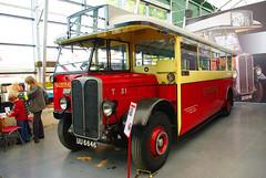 DB189  T31 Brooklands (Ron Fisher) Tags: red alltypesoftransport londonbusmuseum
