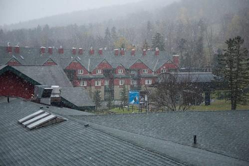 mount snow 10/27/11