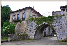 CARTES - Cantabria. (canduela) Tags: espaa pueblo turismo cantabria cartes panoramafotogrfico