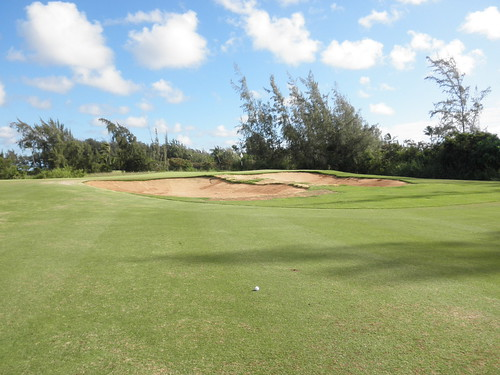 Turtle Bay Colf Course 101