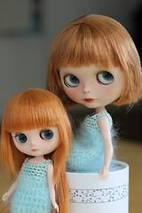 The redheads wearing Petronitas