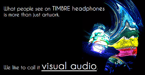 It's more than just artwork - it's visual audio