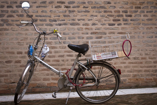 The Bicycles of Ferrara (9)
