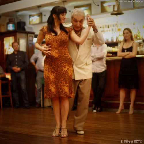 Milonga @ Brussels Royal Yacht Club