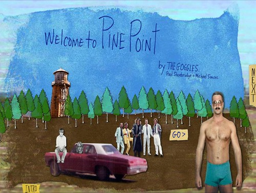 click to be taken to Welcome to Pine Point